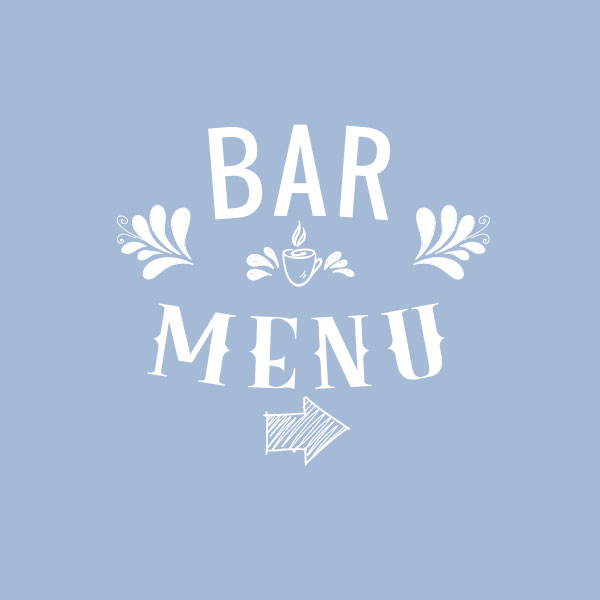 Bar Menu Board